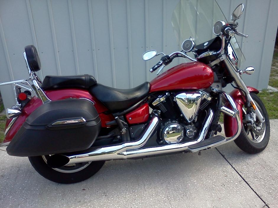 Yamaha v star motorcycles for sale in palatka florida for Yamaha motorcycle for sale florida