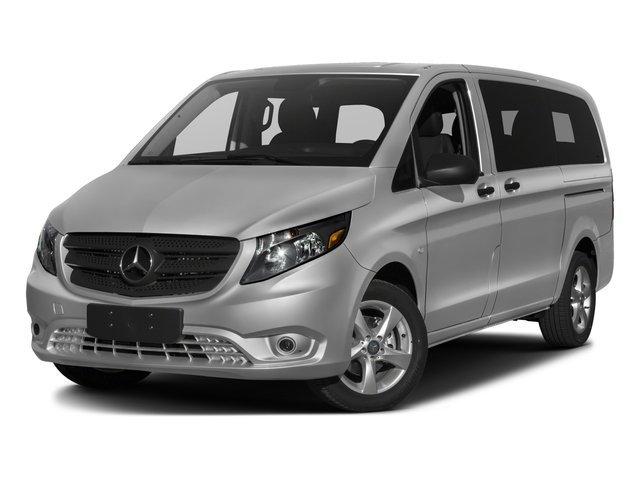 2016 Mercedes-Benz Metris Passenger Van Bus
