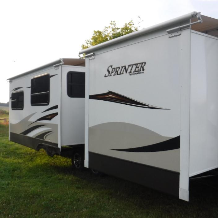 2013 Keystone Sprinter 311bhs RVs For Sale
