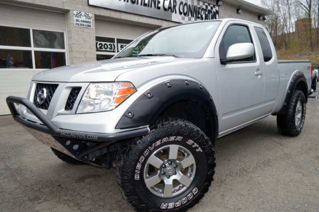 2012 Nissan Frontier 4wd King Cab Manual Pro-4x Pickup Truck