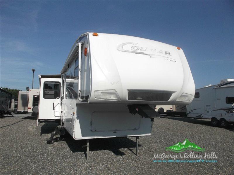 2006 Keystone Rv Cougar 309EFS