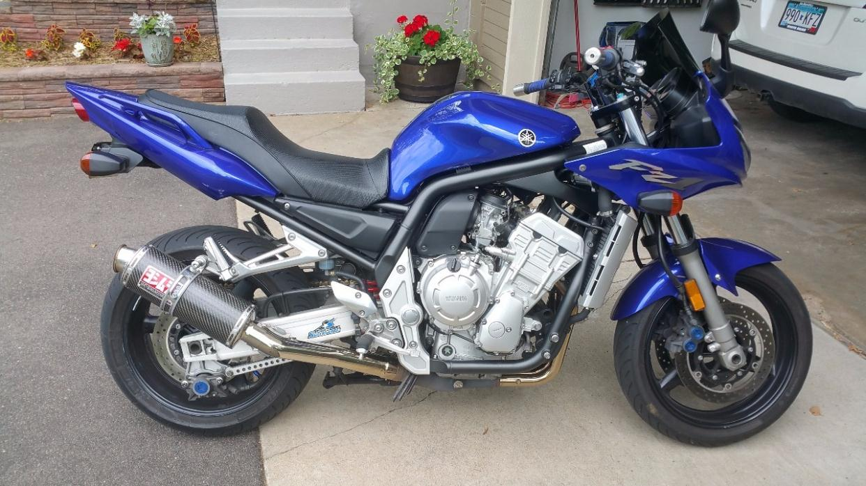 yamaha fz1 motorcycles for sale in minnesota