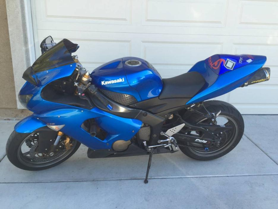 Kawasaki Ninja Zx 6r Abs Krt Edition Motorcycles For Sale