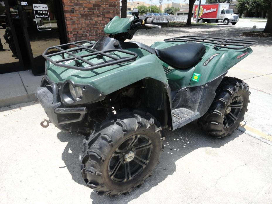 2006 Kawasaki Brute Force 650 4X4 Camo ATV