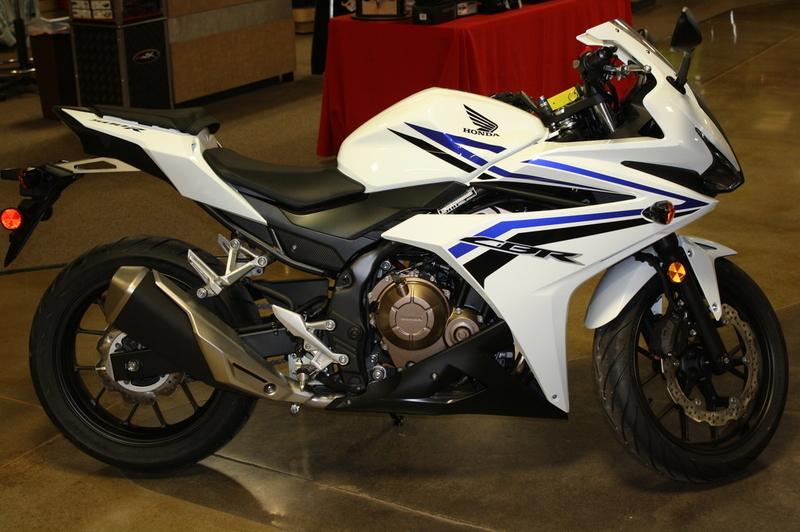 2011 Honda CBR 250R