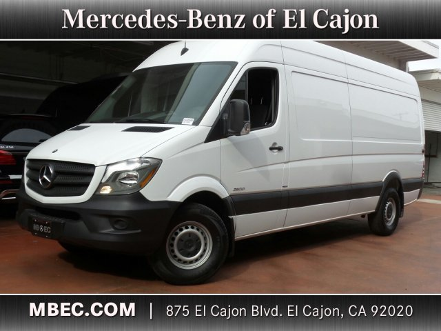 Mercedes benz sprinter 2500 170 cars for sale for Mercedes benz of el cajon el cajon ca
