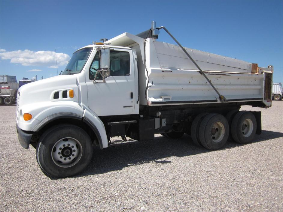 2001 Sterling M7500 Dump Truck