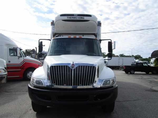 2011 International 4300  Refrigerated Truck
