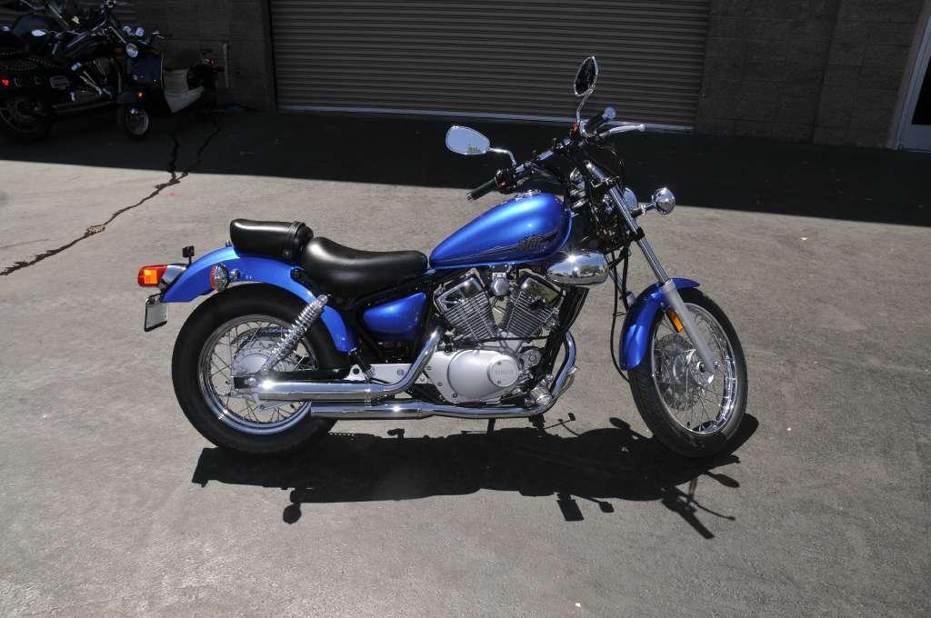 Cruiser motorcycles for sale in roseville california for Yamaha of roseville