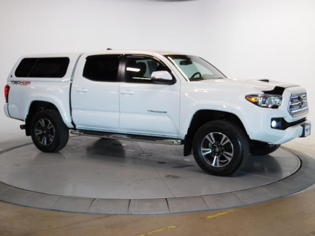 2016 Toyota Tacoma 4wd Double Cab V6 At Trd Sport (n  Crew Cab