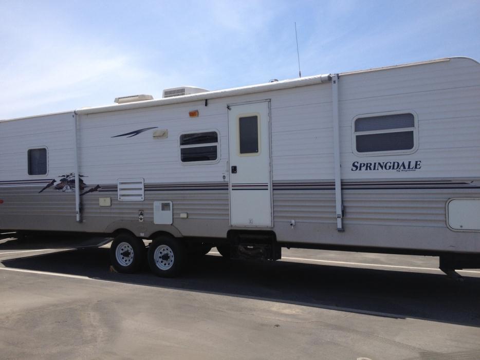 Keystone Springdale 299 Rvs For Sale