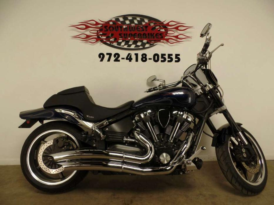 Yamaha warrior motorcycles for sale in dallas texas for Yamaha of dallas