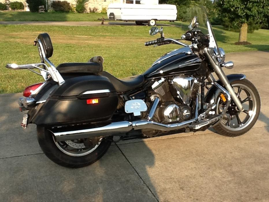 Sport touring motorcycles for sale in taylorsville kentucky for Yamaha dealers in kentucky