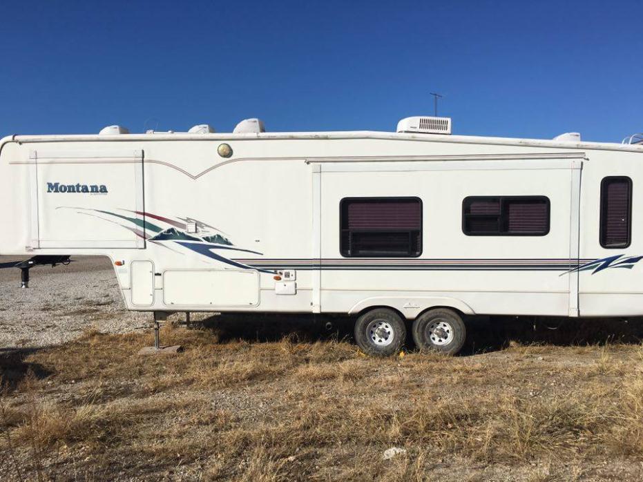 2001 Keystone Montana 3280RL