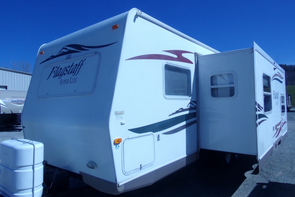 2008 Rockwood FLAGSTAFF SUPERLITE 25BHSS