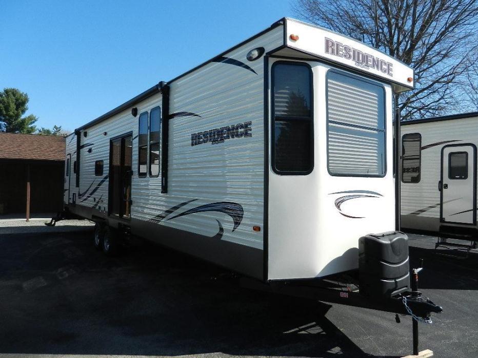 Keystone Residence 406fb Rvs For Sale