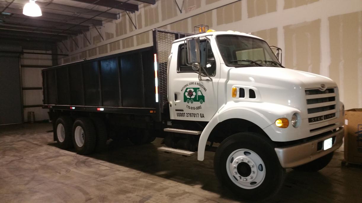 2004 Sterling Lt7501  Flatbed Truck