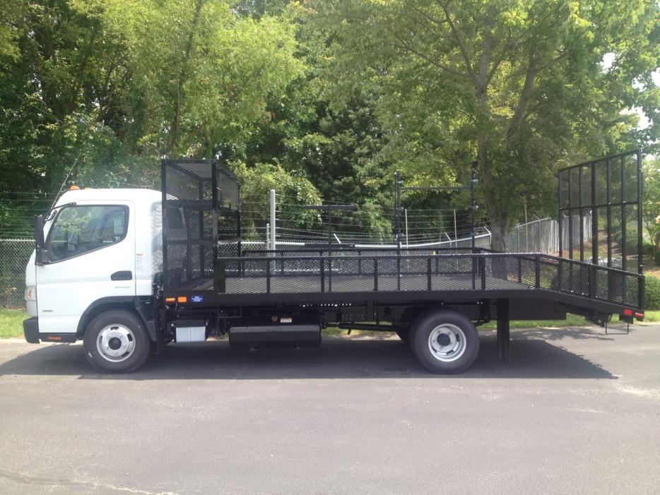 2016 Mitsubishi Fuso Fe130 Cabover Truck - COE