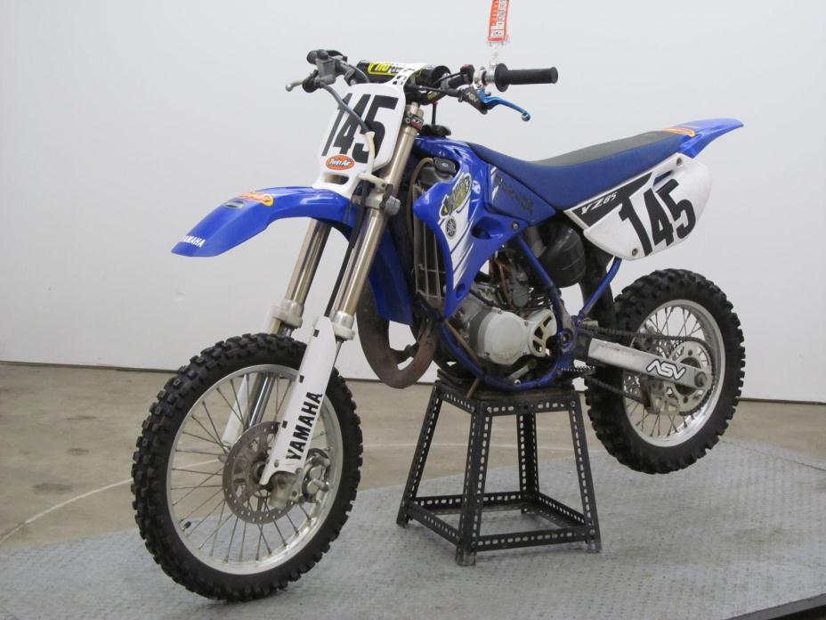 2007 yamaha yz85 motorcycles for sale