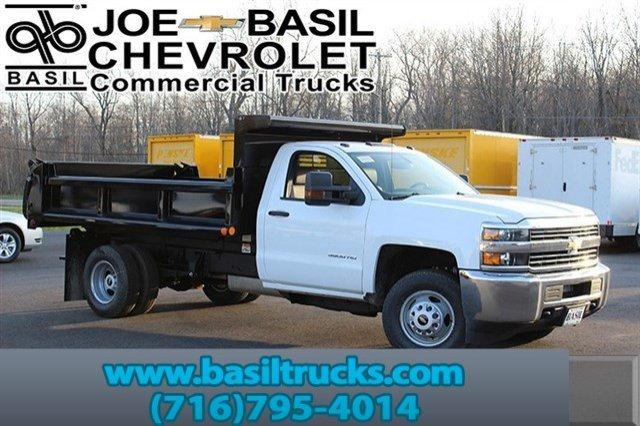 Joe Basil Chevrolet >> Chevrolet Silverado 3500hd cars for sale in Depew, New York