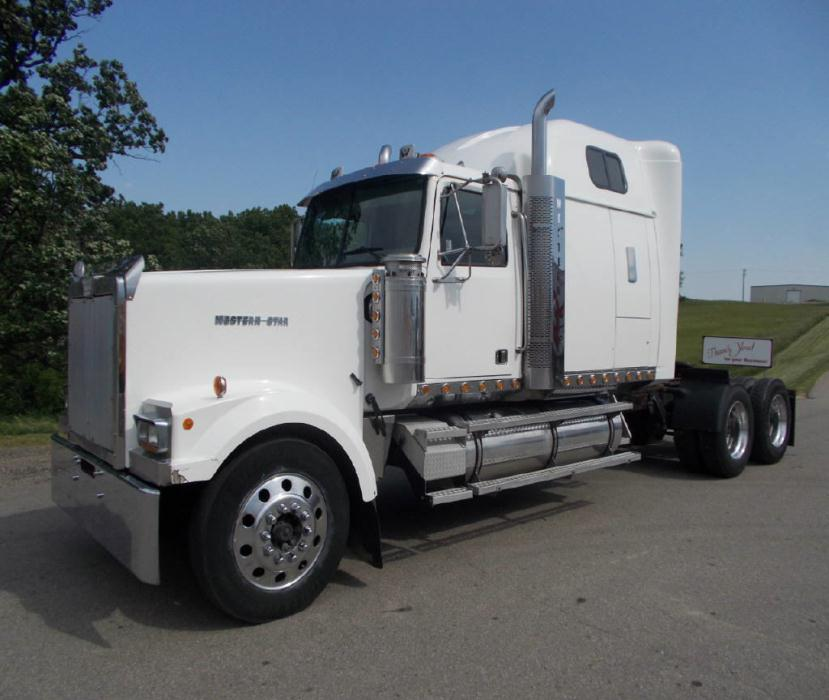 Western Star 4964 Ex Cars For Sale In Minnesota
