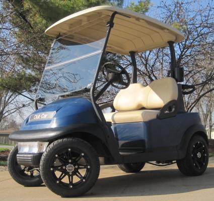 2012 Club Car 48V Precedent Electric Golf Cart