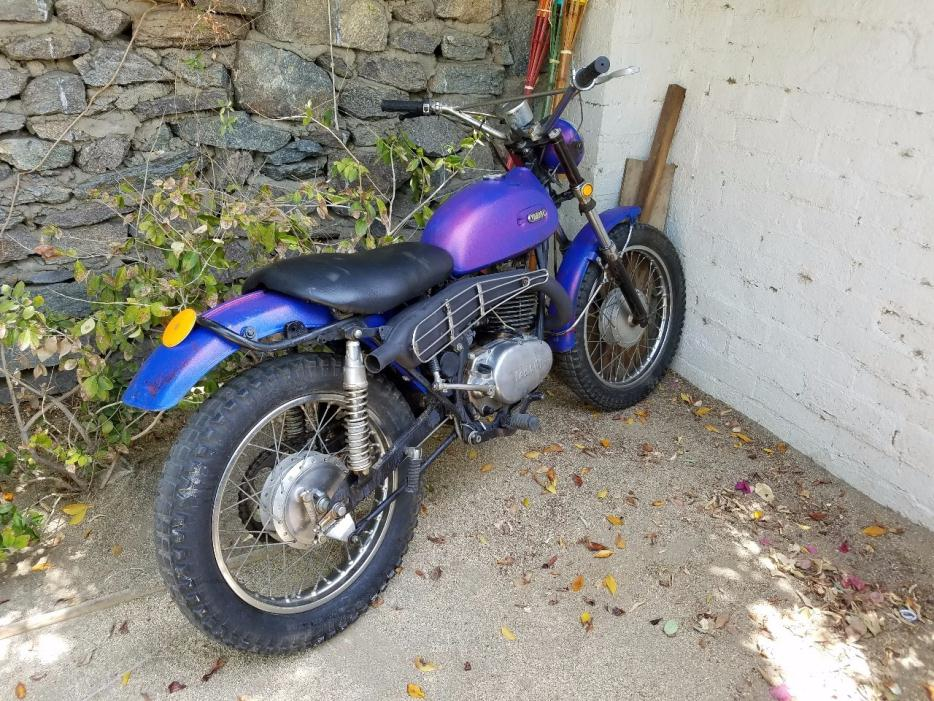 Yamaha 250cc dt1 motorcycles for sale for Yamaha dt 250 for sale