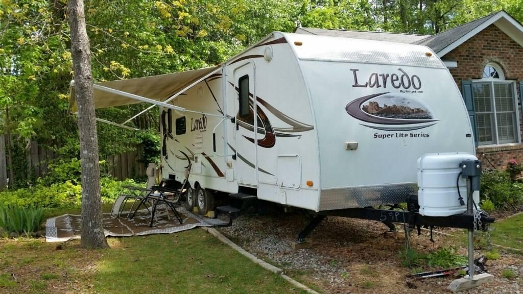 2009 Keystone Laredo 272RL