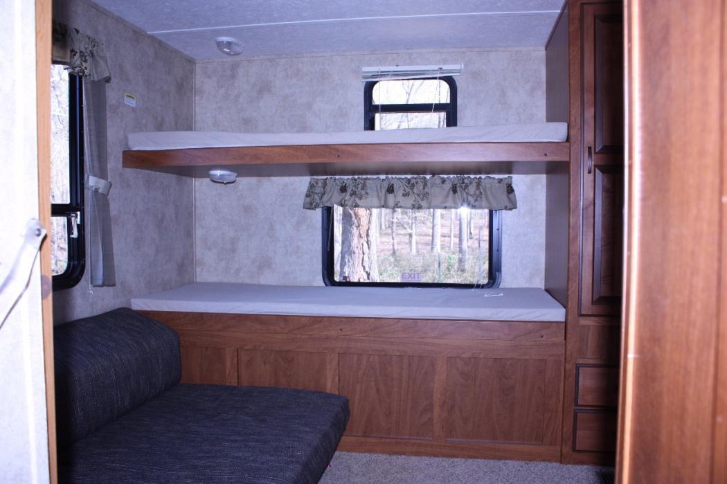 2012 Keystone Laredo 300RB