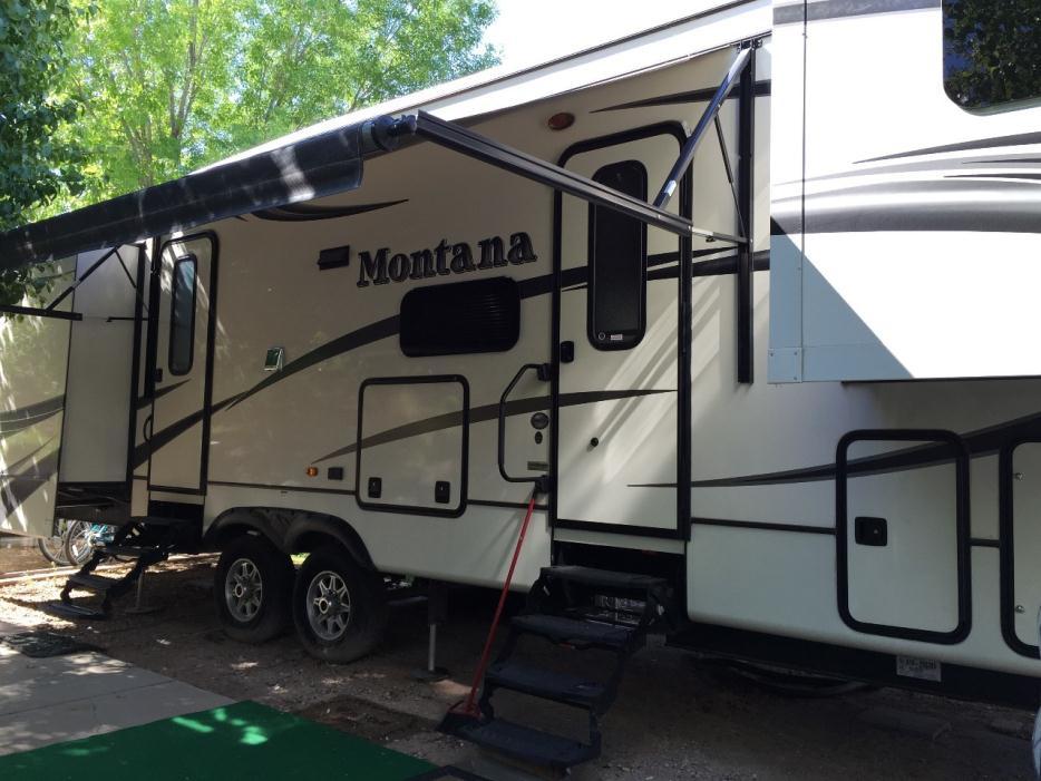 2014 Keystone Montana 3750FL