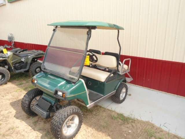 2002 Club Car club car electric