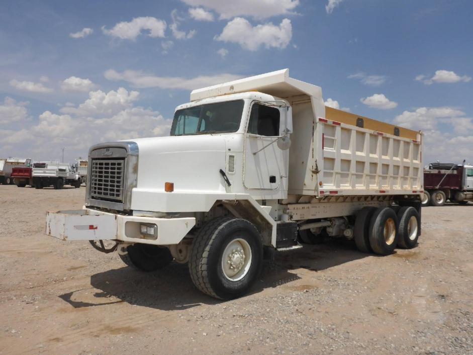2000 Oshkosh F2100 Dump Truck