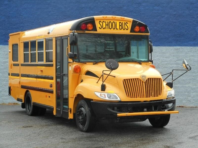 2011 Ic Bus Be Bus