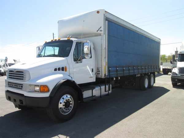 2010 Sterling Acterra Box Truck - Straight Truck