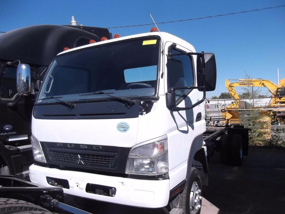 2008 Mitsubishi Fuso Fg140  Box Truck - Straight Truck