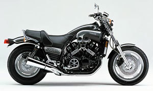 2005 Yamaha Vmax 1200