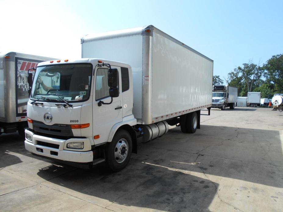 2012 Ud 2600  Box Truck - Straight Truck