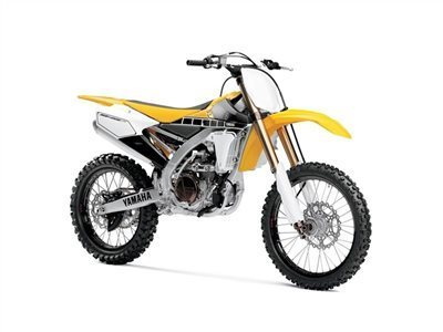 2016 Yamaha YZ450F 60th Anniversary Yellow