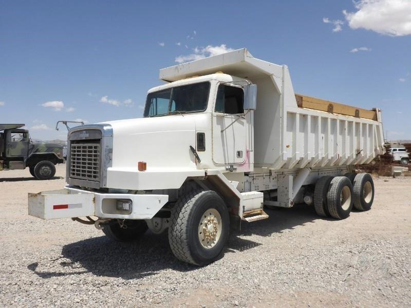 2000 Oshkosh Ff2146 Dump Truck