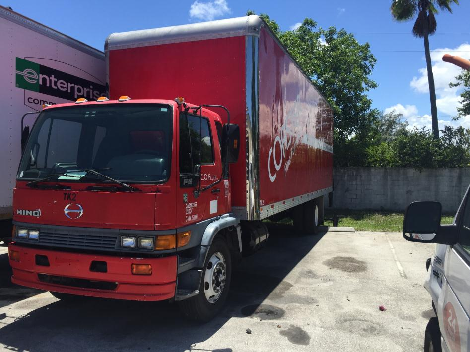 Hino Fe2620 Cars For Sale