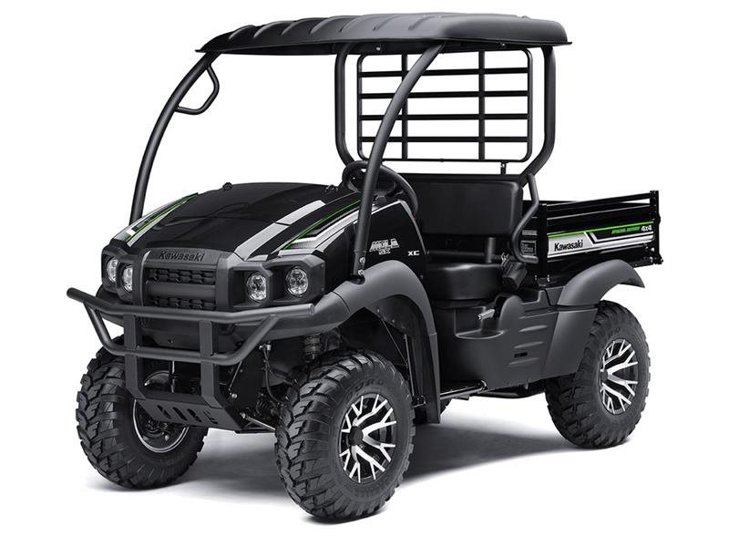Kawasaki Mule Xc Se For Sale
