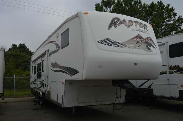 2006 Keystone Raptor 3310