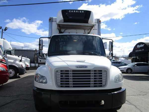 2013 Freightliner M2 106  Refrigerated Truck