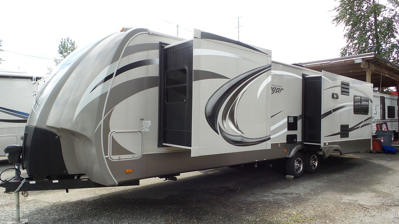 2012 Keystone Rv Cougar High Country 321RES