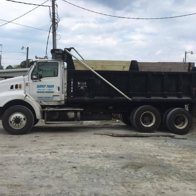 2006 Sterling Lt9500  Dump Truck