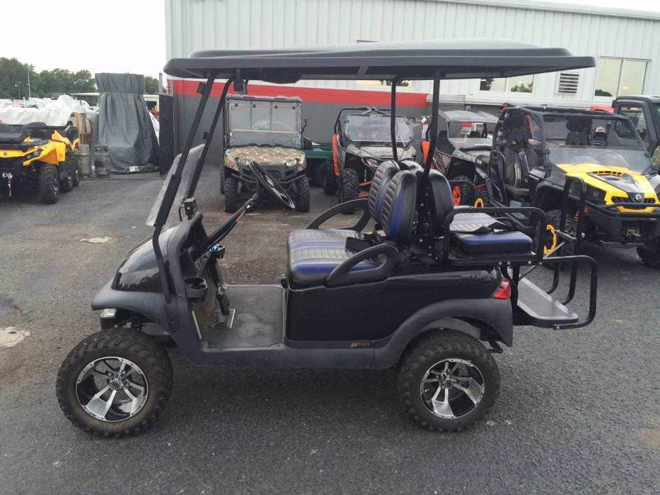2010 Club Car Precedent i2 Excel