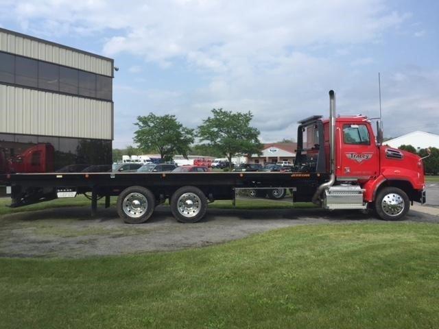 2015 Western Star 4700sf Rollback Tow Truck