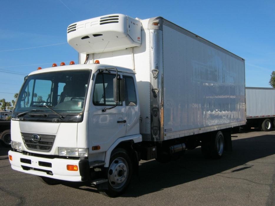 2007 Ud Trucks 2300  Refrigerated Truck