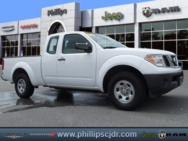 2008 Nissan Frontier  Extended Cab