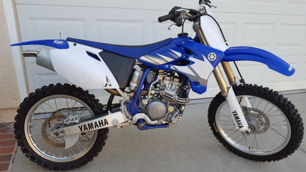 Motocross bikes for sale in san diego california for San diego yamaha